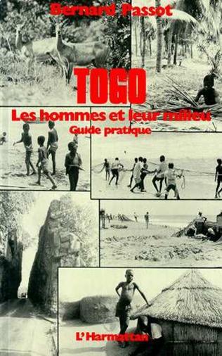 Couverture Togo : les hommes et leur milieu