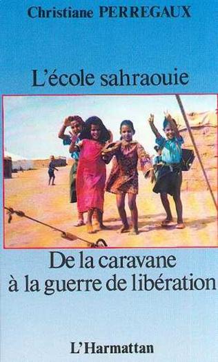 Couverture L'école sahraouie