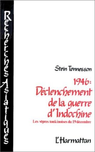 Couverture 1946 : Déclenchement de la guerre d'Indochine