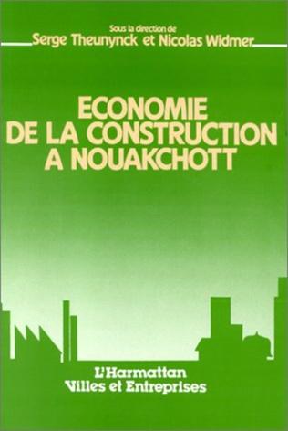 Couverture Economie de la construction à Nouakchott
