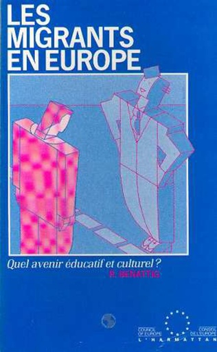 Couverture Les migrants en Europe