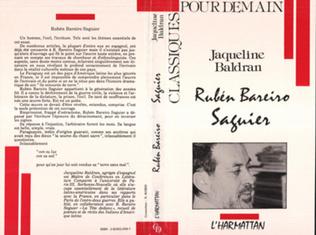 Couverture Ruben Bereiro Saguier