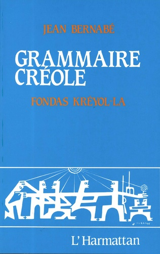 Couverture Grammaire créole