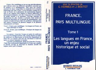 Couverture France, pays multilingue