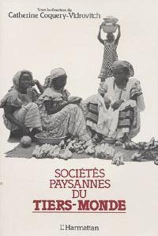 Couverture Sociétés paysannes du tiers-monde