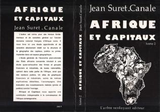 Couverture Afrique et capitaux
