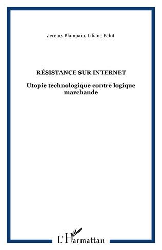 Couverture RÉSISTANCE SUR INTERNET