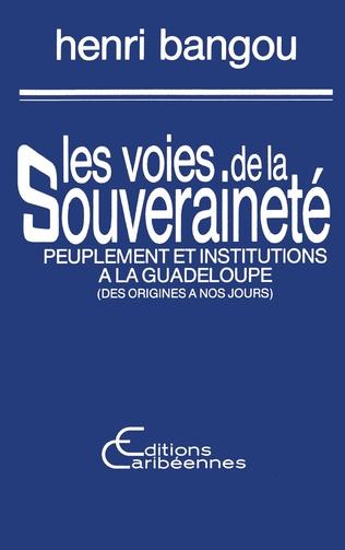 Couverture Les voies de la souveraineté