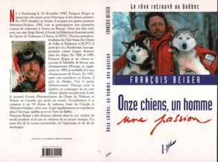 Couverture Onze chiens, un homme, une passion