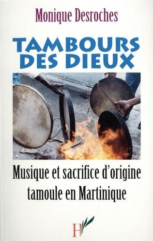 Couverture Tambours des dieux