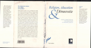 Couverture Religion, éducation et démocratie