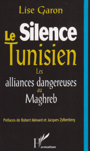 Couverture Le silence tunisien
