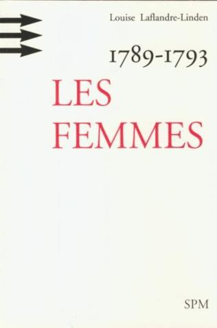 Couverture 1789-1793 Les femmes