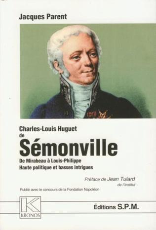 Couverture Sémonville (Charles-Louis Huguet de)