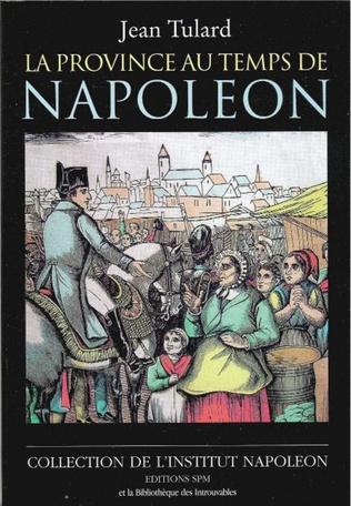 Couverture La province au temps de Napoléon