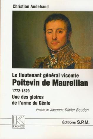 Couverture Lieutenant général vicomte Poitevin de Maureillan 1772-1829