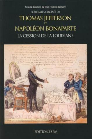 Couverture Thomas Jefferson et Napoléon Bonaparte