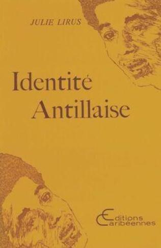 Couverture Identité antillaise