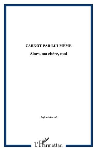 Couverture Carnot par lui-même