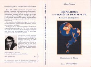 Couverture Géopolitique et stratégies d'entreprise
