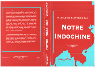 Couverture Notre Indochine