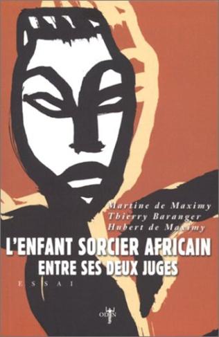 Couverture L'enfant sorcier africain entre ses deux juges
