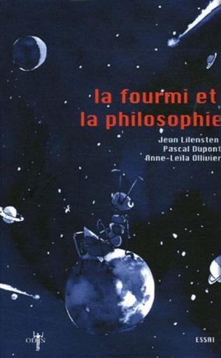 Couverture La fourmi et la philosophie