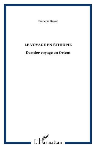 Couverture LE VOYAGE EN ÉTHIOPIE
