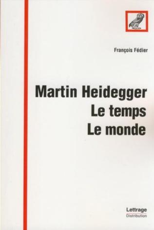 Couverture Martin Heidegger