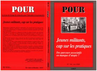 Couverture JEUNES MILITITANTS, CAP SUR LES PRATIQUES