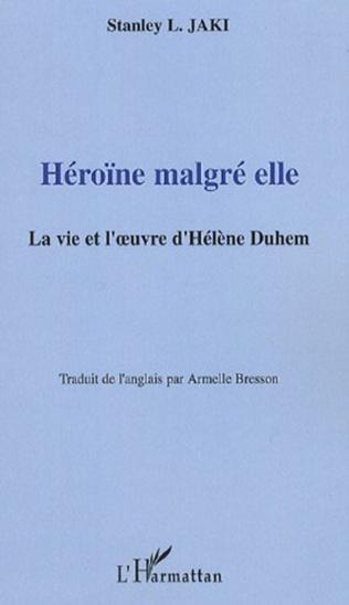 Couverture Héroïne malgré elle