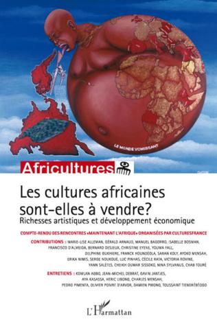 Couverture Les cultures africaines sont-elles à vendre ?