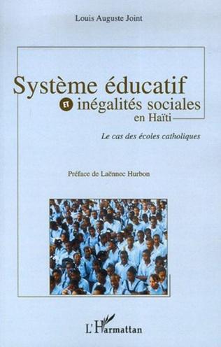 Couverture Système éducatif et inégalités sociales en Haïti