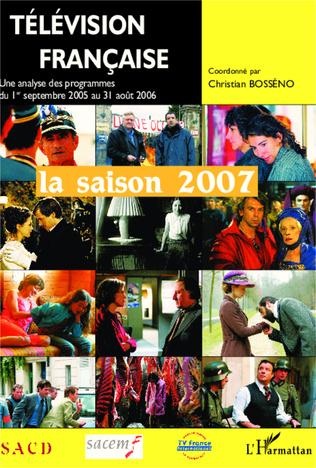 Couverture Télévision française la saison 2007