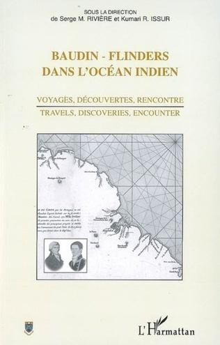 Couverture Baudin - Flinders dans l'océan indien