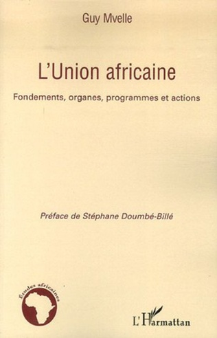 Couverture L'Union africaine