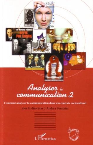 Couverture Analyser la communication
