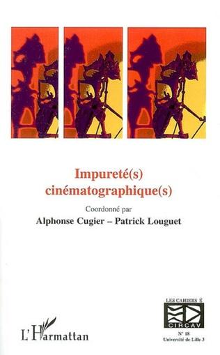 Couverture Impureté(s) cinématographique(s)