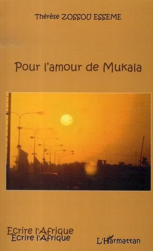 Couverture Pour l'amour de Mukala