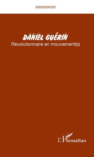 Couverture Daniel Guérin