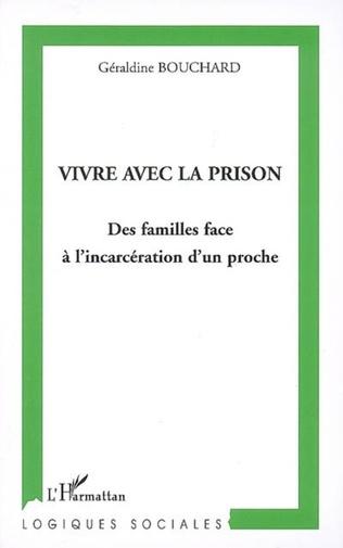 Couverture Vivre avec la prison