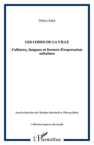 Couverture Les codes de la ville