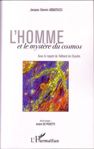Couverture L'Homme et le mystère du cosmos