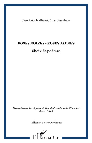 Couverture Roses noires - roses jaunes