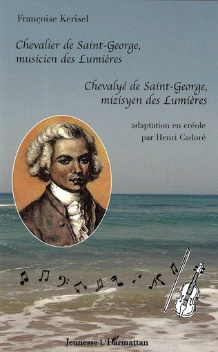 Couverture Chevalier de Saint-George, musicien des Lumières