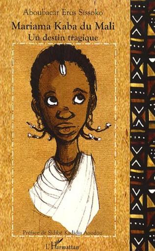 Couverture Mariama Kaba du Mali
