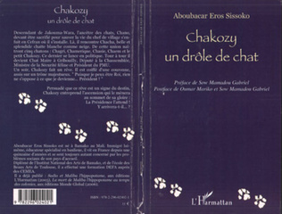 Couverture Chakozy