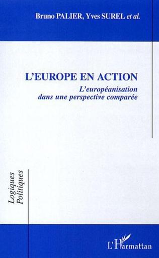 Couverture L'Europe en action