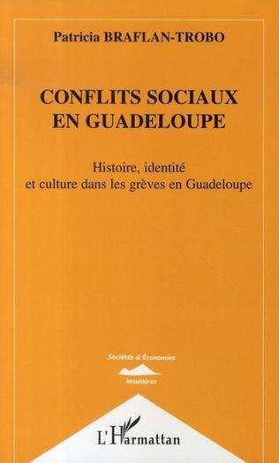 Couverture Conflits sociaux en Guadeloupe