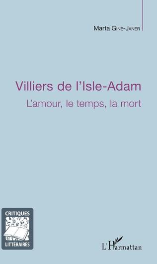 Couverture Villiers de l'Isle-Adam